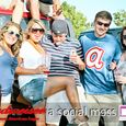 A Social Mess Braves Tailgate 2011-14
