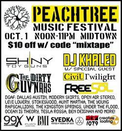 Peachtree Music Fest
