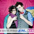 A Social Mess NYE 2012 Photo Booth-19