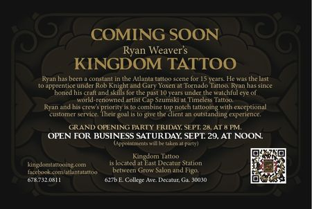Kingdom Tattoo