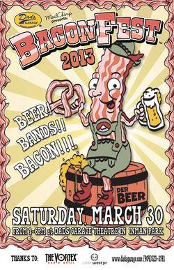 BaconFest 2013