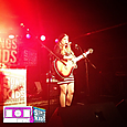 Danielle Fiondella singing Green Day! Night 4 is off to a great start... Come out to @songsforkids