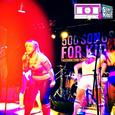 Aerobics Cube performing Footloose