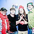 Yacht Rock Christmas at Variety Playhouse 2013-135