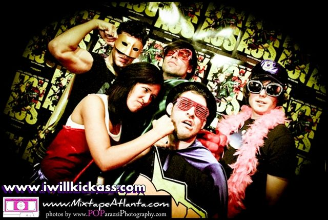 Kick Ass Photo Booth at the BMI Showcase at Vinyl-0321