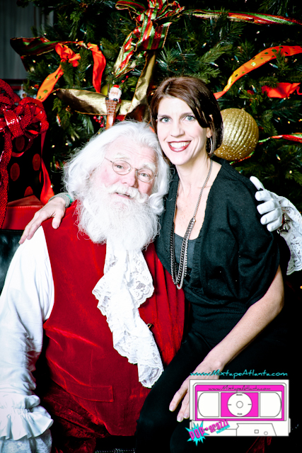 Yacht Rock Holiday Party- Pictures with SANTA! -25